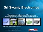 Sri Swamy Electronic Tamil Nadu  India