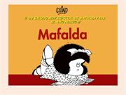 FELIZ AO NUEVO CON MAFALDA