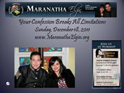 Your Confession Breaks All Limitations