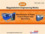 Bagyalakshmi Engineering Works Tamil Nadu india