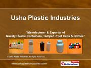 Usha Plastic Industries Delhi India