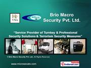 Brio Macro Security Private Limited Andhra Pradesh  India