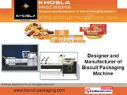 Khosla Machines Pvt Ltd. Chandigarh India