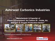 Ashirwad Carbonics Industries Uttar Pradesh India