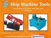 Ship Machine Tools Gujarat India