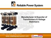Reliable Power Systems Haryana India