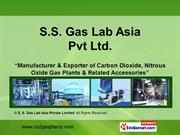 S. S. Gas Lab Asia Private Limited Delhi India