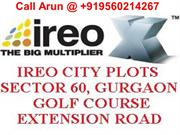 Ireo City Plots Sec60 Gurgaon Golf Course Extension Road Location Map