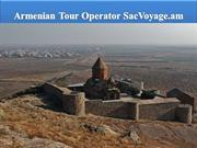 Armenian Tour Operator SacVoyage.am
