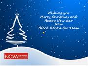 Nova rent a car greetings