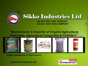 Sikko Industries Ltd. Gujarat India