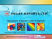 Unilex Colours & Chemicals Ltd Limited Maharashtra  India