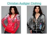 Christian Audigier Clothing