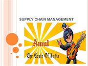 AMUL ERP IMPLEMENTATION