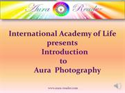 Introduction to Aura Photography
