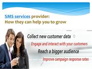 SMS services provider How they can help you to grow shortcodes.com