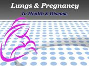 Lung & Pregnancy