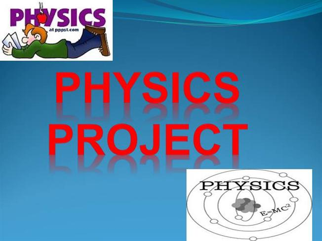 Physics Investigatory Project Pdf