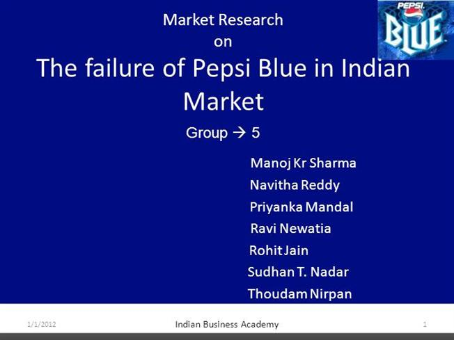 PepsiCo SWOT Analysis, Competitors & USP