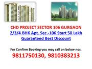 CHD Project Dwarka Expressway Gurgaon || Call 9810383213