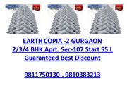 Earth Copia 2 Sector 107 Gurgaon || Call 9810383213