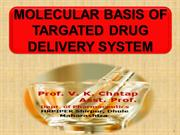 MOLECULAR BASIS OF TARGATED DRUG DELIVERY SYSTEM chatap