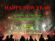 Happy New Year_A History Of New Years_TLTP