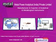 Metal Power Analytical Private Limited Maharashtra India