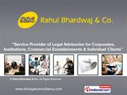 Rahul Bhardwaj & Co. New Delhi India