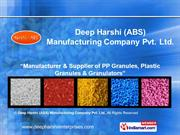 Deep Harshi (ABS) Manufacturing Company Pvt. Ltd Delhi India
