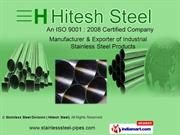 Stainless Steel Division Hitesh Steel Maharashtra India