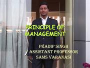 principle of management