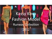 Kassy Kova Fashion Model Runway Collection