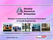 Srinathji Aluminium Enterprises Tamil Nadu India