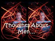 81 Thoughts About Men by Katerina(ak85ka)