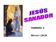 LECTIO DIVINA PARA NIOS PARA EL 5 DE FEBRERO DE 2012