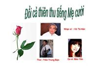 Doi ca thien thu