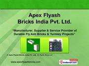 Apex Fly Ash Bricks India Pvt. Ltd Maharashtra  india