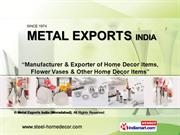 Metal Exports  Moradabad  india