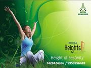 rudra heights residential apartment in varanasi  7428424386