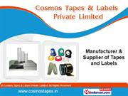 Cosmos Tapes and Labels Private Limited  Delhi india