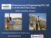 Oriman Survey and Engineering Pvt. Ltd  Delhi india