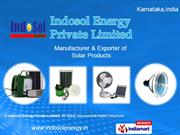 Indosol Energy Private Limited  Karnataka india