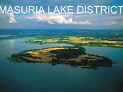Masuria Lake district