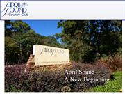 April Sound Country Club A New Beginning Members 5