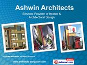 Ashwin Architects Karnataka india