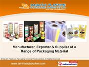 Maruthi Plastics and Packaging Private Limited Tamil Nadu  india