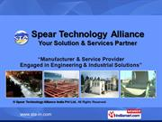 Spear Technology Alliance India Private Limited Tamil Nadu India