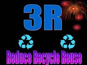 Reduce recycle reuse