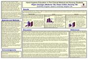 Hand-Hygiene Education in Pre-Clinical Medical and Nursing Students
